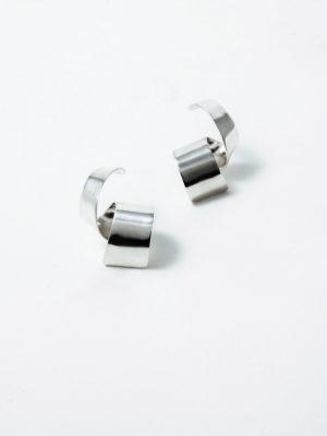 Lepic earrings silver