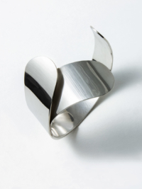 Bacchus bracelet silver