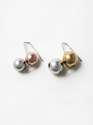 Olympe earrings Medium and Small