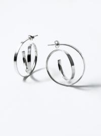 Montmartre earrings silver