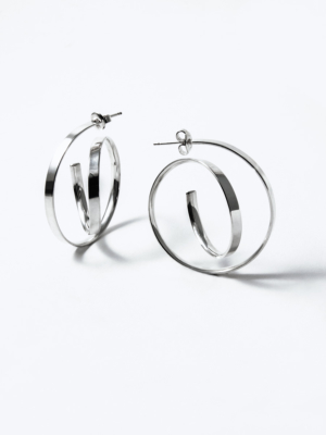 Montmartre earrings silver